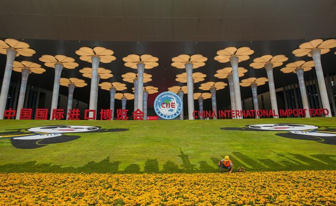 商务部:第三届进博会总体框架与之前大体一致,包括三大板块