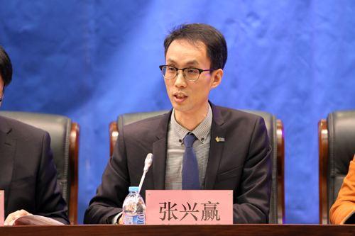 张兴赢委员:中国应
