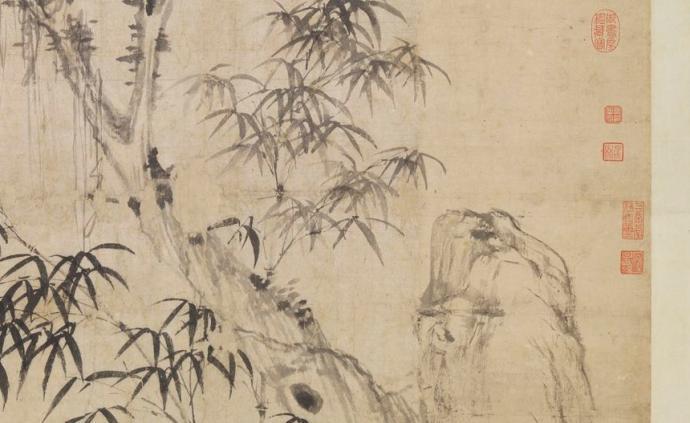 故宫六百年鉴赏⑫|不仅是文同倪瓒,看宋元名家写竹与逸格