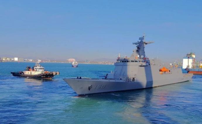 """""""黎剎""""號護衛艦下周交付菲律賓海軍,系菲最先進護衛艦"""