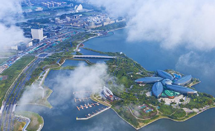 臨港新片區將建蘆潮港港口小鎮,推出郵輪之旅、工業旅游線路