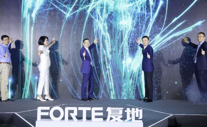 """獨辟健康產業賽道,復地發布""""WISE健康+""""新產品"""