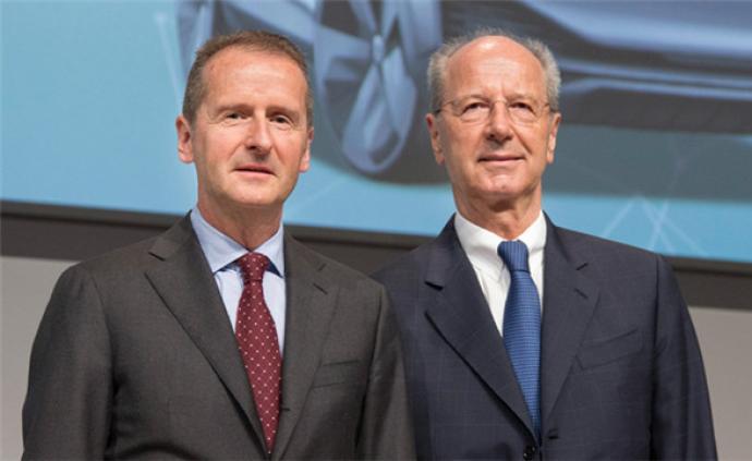 大眾認罰900萬歐元,力保CEO和董事長免遭排放門指控