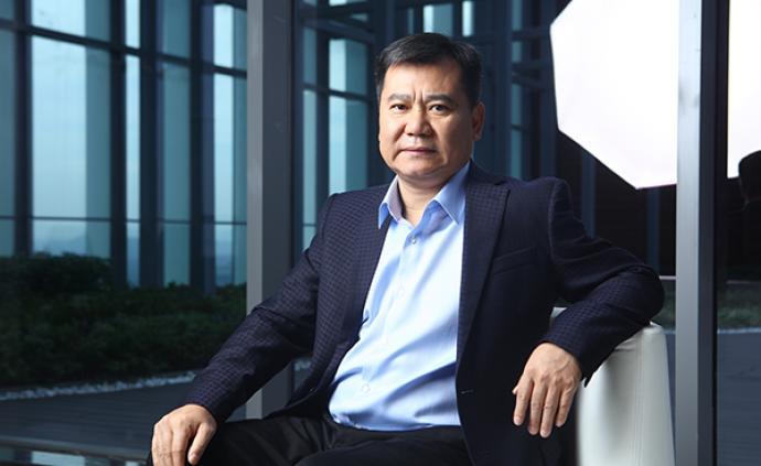 会见企业家|专访张近东:疫情过后零售业迎来整合升级契机