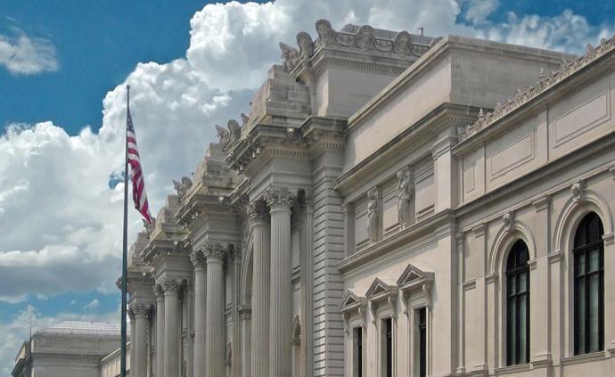 纽约大都会博物馆开馆推迟至八月,线上延续150年故事