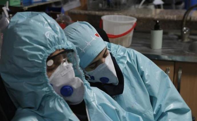 伊朗卫生部:伊全国已有1万名医护人员感染新冠病毒