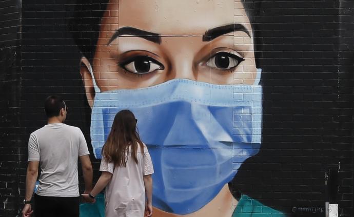 英国新增2615例新冠肺炎确诊病例,累计250908例