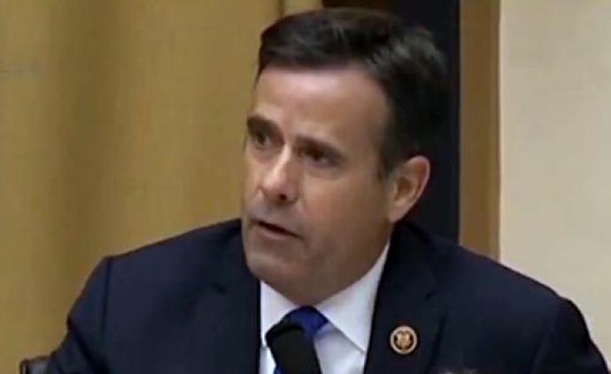美国会参议院批准拉特克利夫出任国家情报总监
