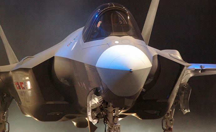 """墜機、疫情、隱患,美軍F-35戰機遭遇""""連環劫"""""""