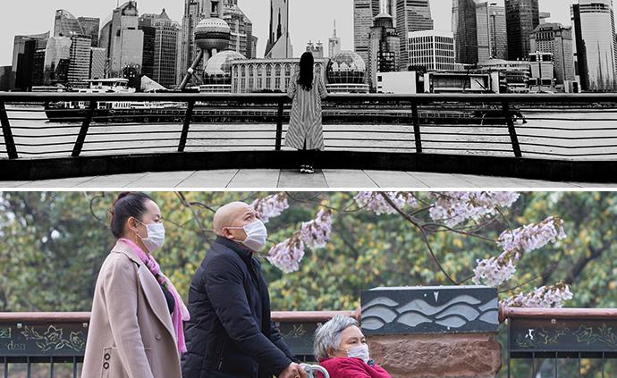 攝影記疫|鄭敏/劉開誠:滬蓉雙城,擋不住的春天仍然會到來