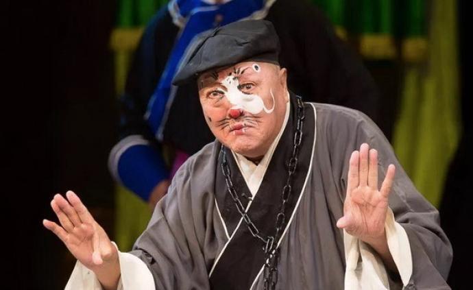 """昆曲藝術家王世瑤去世,父子兩代留下了經典的""""婁阿鼠"""""""
