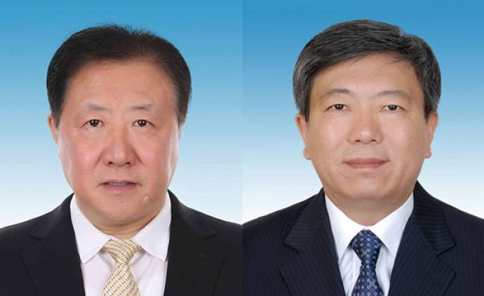農業農村部新增兩名部領導