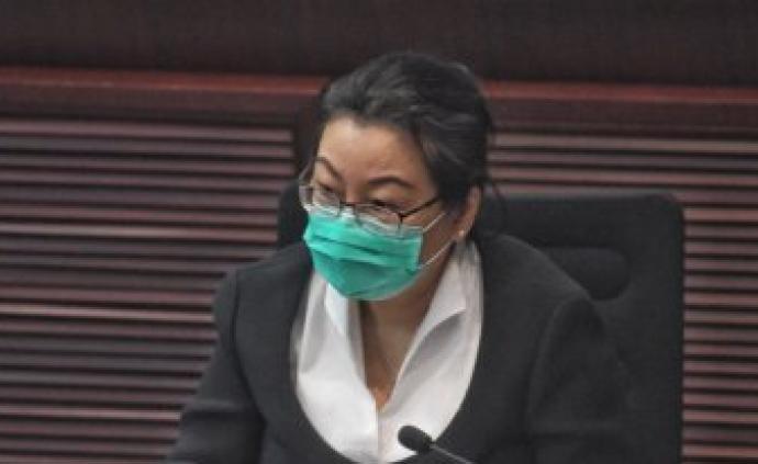 香港律政司司長:盲目詆毀與國家安全相關的法律絕不理性