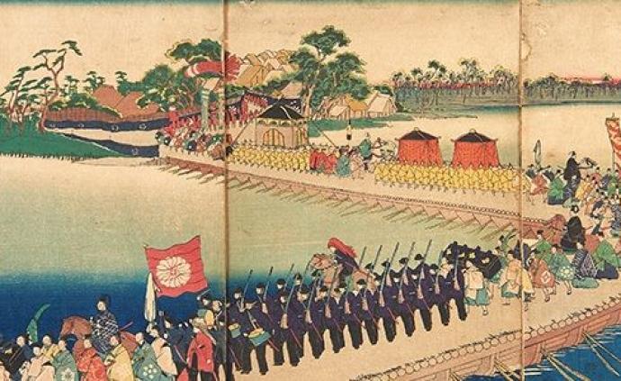 20世紀日本維新派對西方的反抗:為維護純凈固有的文化本體