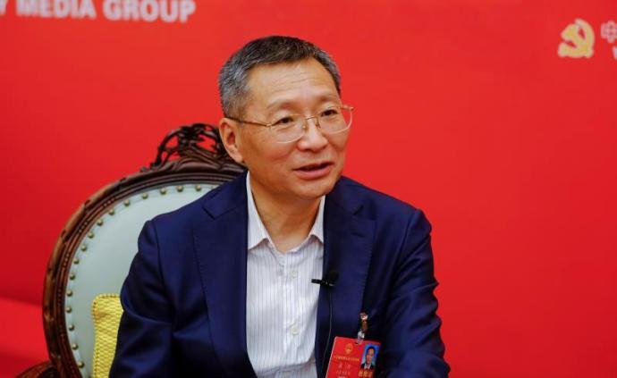 戴源代表:接軌上海,把鹽城建設成為名副其實的北上海