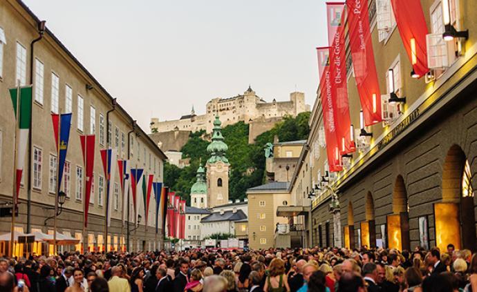 """萨尔茨堡艺术节""""百年大典""""8月举行,节目大幅压缩"""