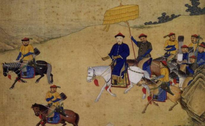 是亲征也是巡幸:1697年康熙帝的宁夏之行