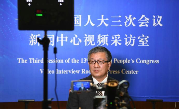 上海代表團收到33件議案123件建議,使用公勺公筷受關注