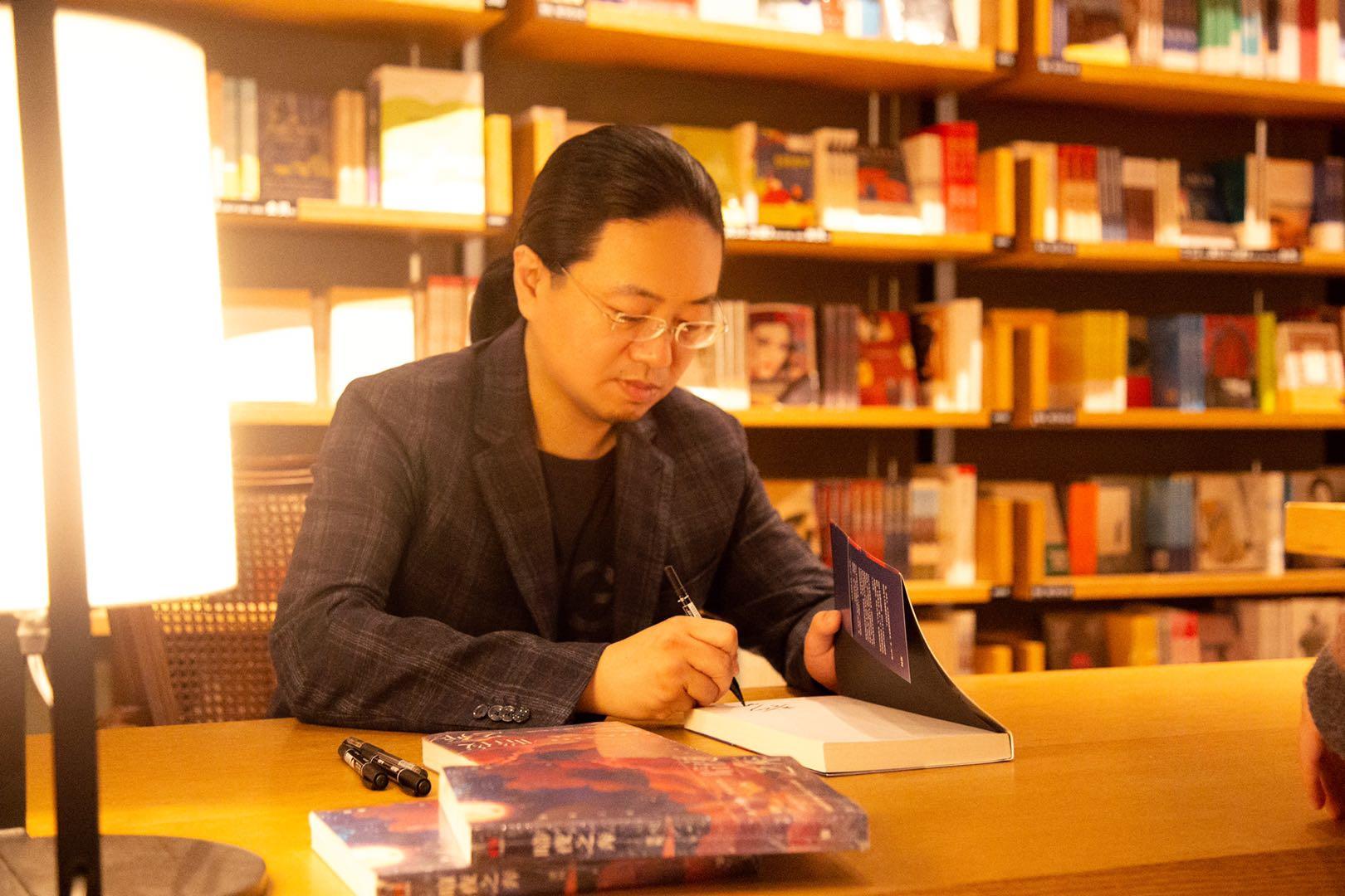 赢咖3:梁柯:类型小说的创作,是为读者定制梦境