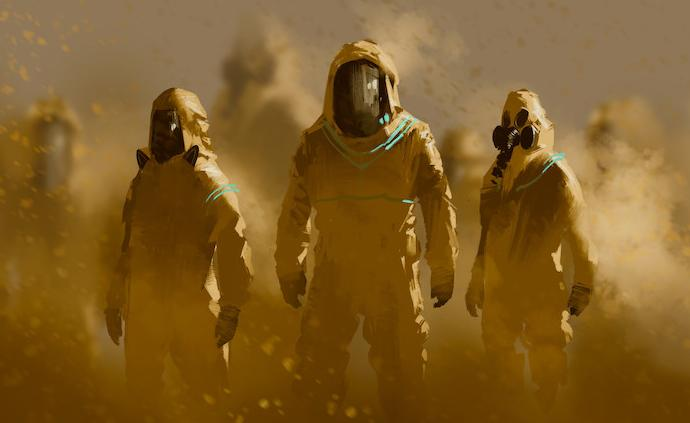 生活在一个万物流通的世界,微生物疾病是不可避免的后果之一