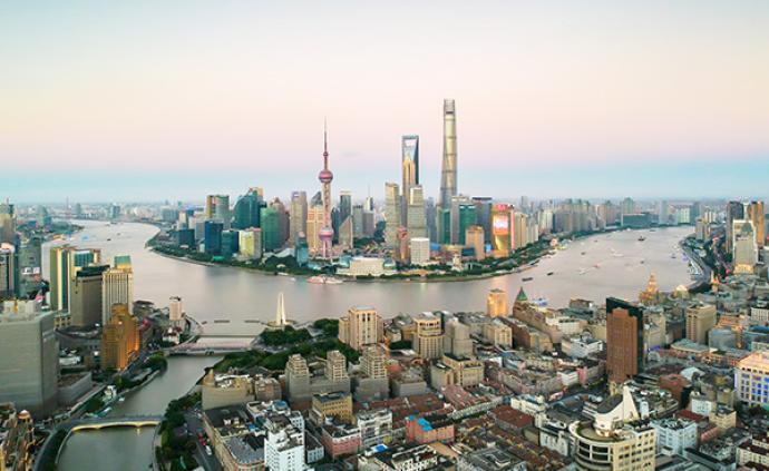长图|上海抓住机遇,拥抱在线新经济