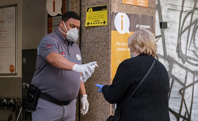 西班牙為新冠肺炎逝者進行為期10天的官方哀悼
