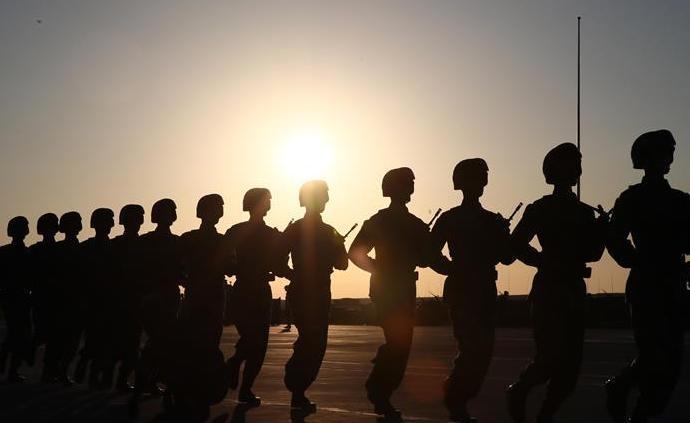 解放軍報評論員:全面加強練兵備戰工作