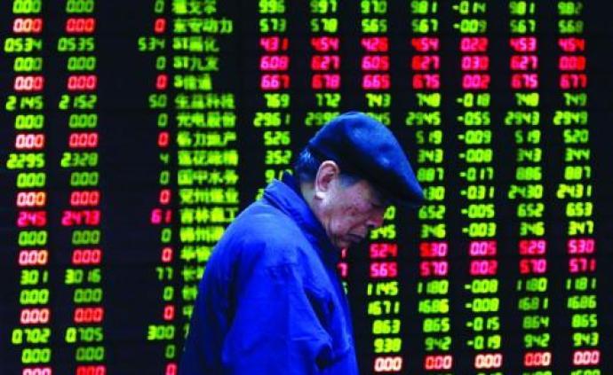 A股市场未能延续反弹:沪指跌0.34%,创指跌1.96%
