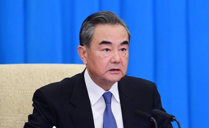 王毅同法总统外事顾问通话:赞赏法方在涉港问题上的谨慎态度