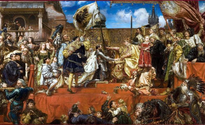 陸大鵬:哥白尼是德國人還是波蘭人?這要從條頓騎士團說起