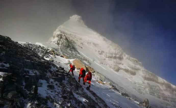 珠峰测绘高度由陕西第四测绘工程院计算,两个月出初步结果