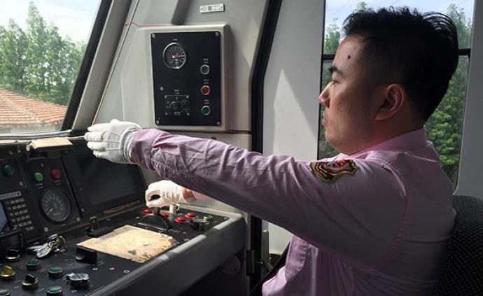 地铁稳不稳也看司机手上功夫,上海地铁办了一场基本功大赛