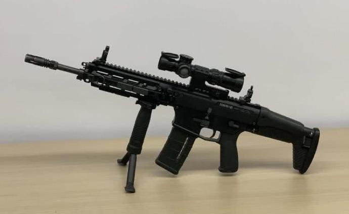講武談兵|時隔30年日本裝備新步槍,優先裝備奪島部隊