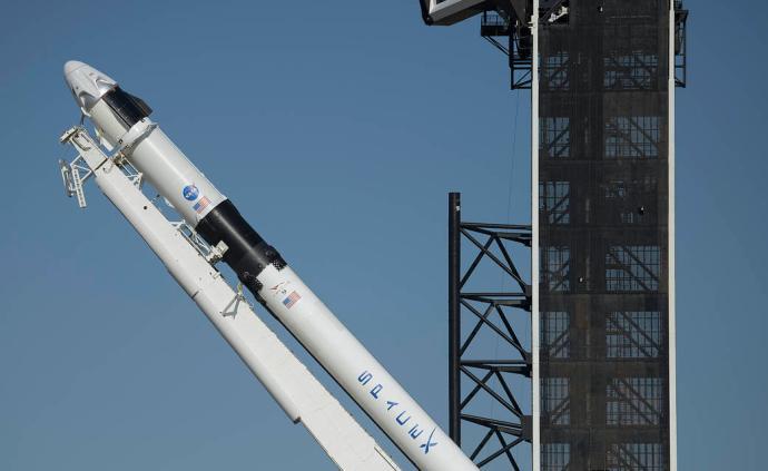SpaceX龙飞船载人首飞倒计时:万事俱备,就看天气