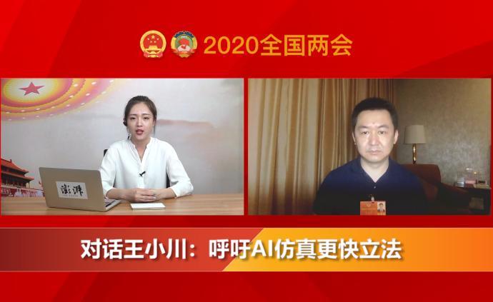 对话王小川:呼吁AI仿真更快立法