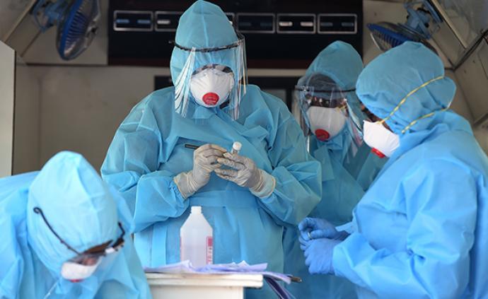 印度新增新冠肺炎确诊病例6977例,累计138845例