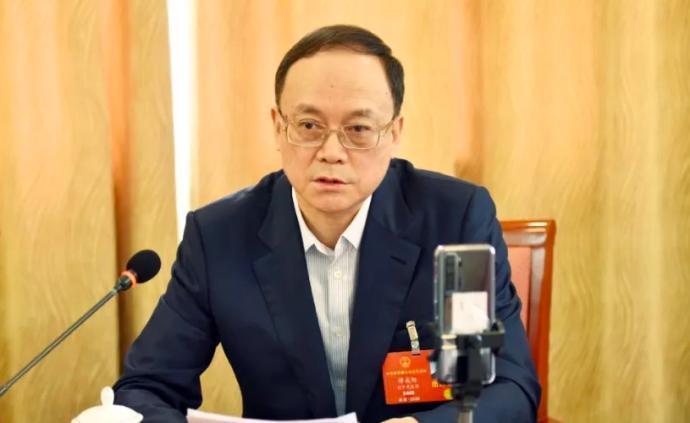 鞍鋼董事長譚成旭:建議扶持國產鐵礦開發,設發展扶持基金