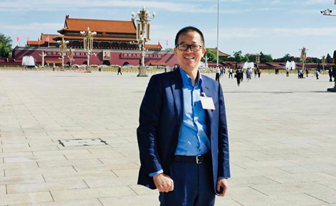 专访|俞敏洪委员:疫情下的教学,暴露了城乡信息化建设差距