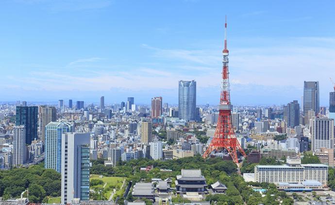 日本東京塔今日恢復營業,為防疫游客須步行600級臺階上下