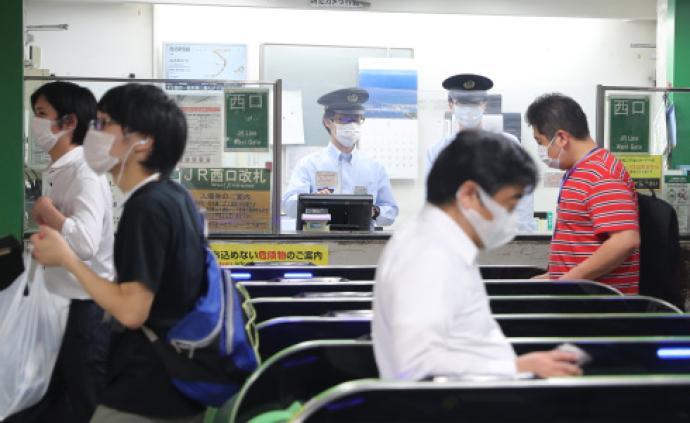 駐日使館提醒中國公民繼續加強防護:不搞聚會,避免外出旅行
