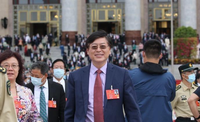 会见企业家|杨元庆:中国的产业链优势不是谁想搬就能搬走的