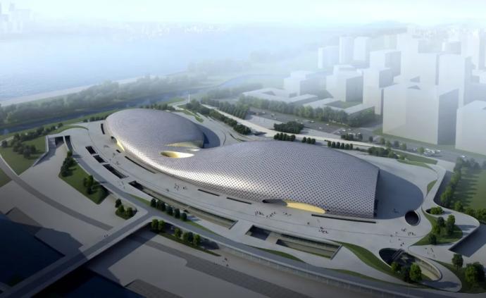 杭州奥体博览城主体育馆今年底完工,内景首次曝光