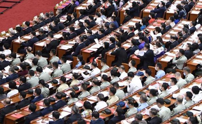全国人民代表大会关于涉港国安立法的决定(全文)