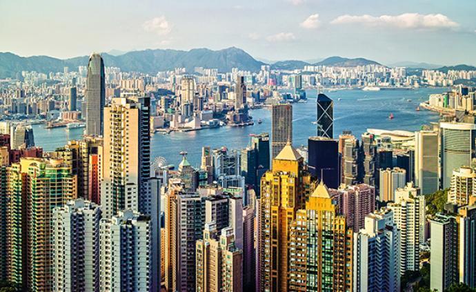 香港中联办:拥护全国人大决定,共同履行维护国家安全责任