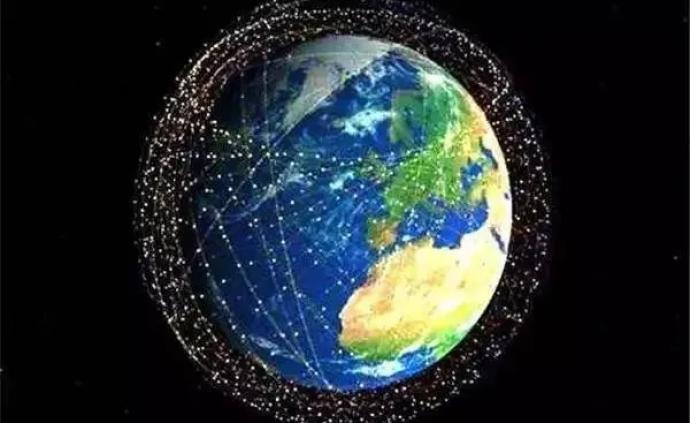 """9万颗卫星包围地球?马斯克和对手""""军备竞赛""""申请追加卫星"""