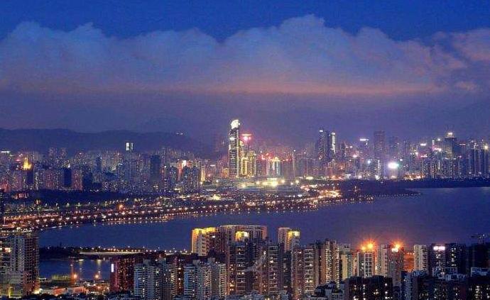 国开行3600亿融资总量支持粤港澳大湾区建设