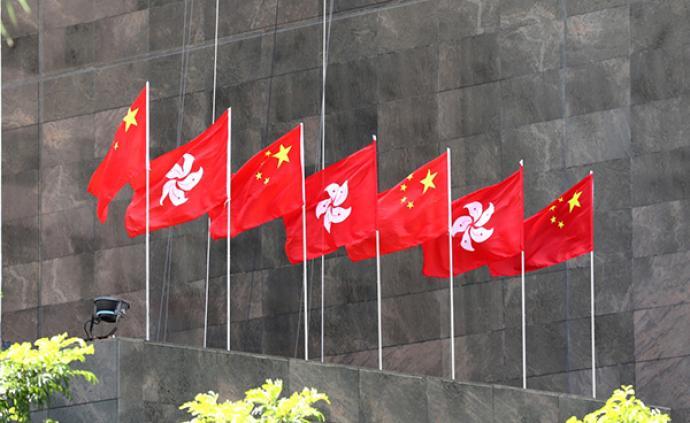 香港法律界:全国人大涉港决定合理合法,美政客言论双重标准