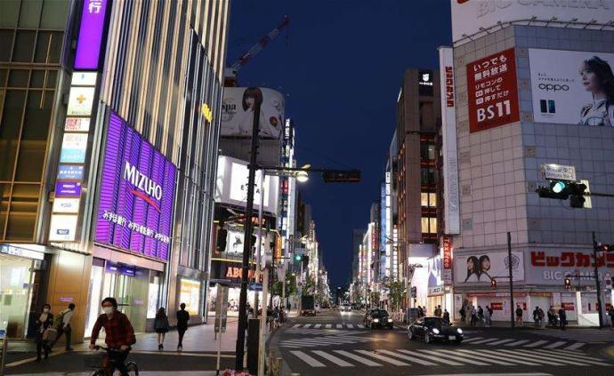 日本政府宣布:全境解除紧急状态