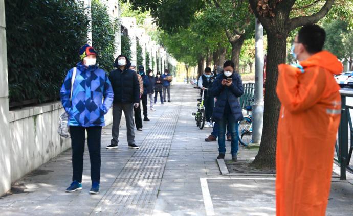 攝影記疫|袁婧:接受全副武裝的新常態