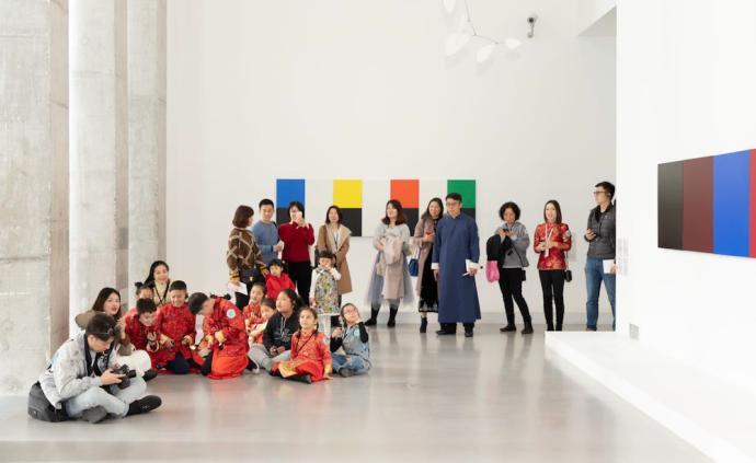 回到美術館的孩子們:兒童節有藝術觀展,也有沉浸體驗